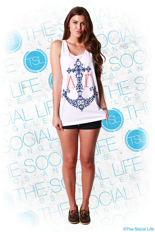 DG - Lacey Anchor Tank