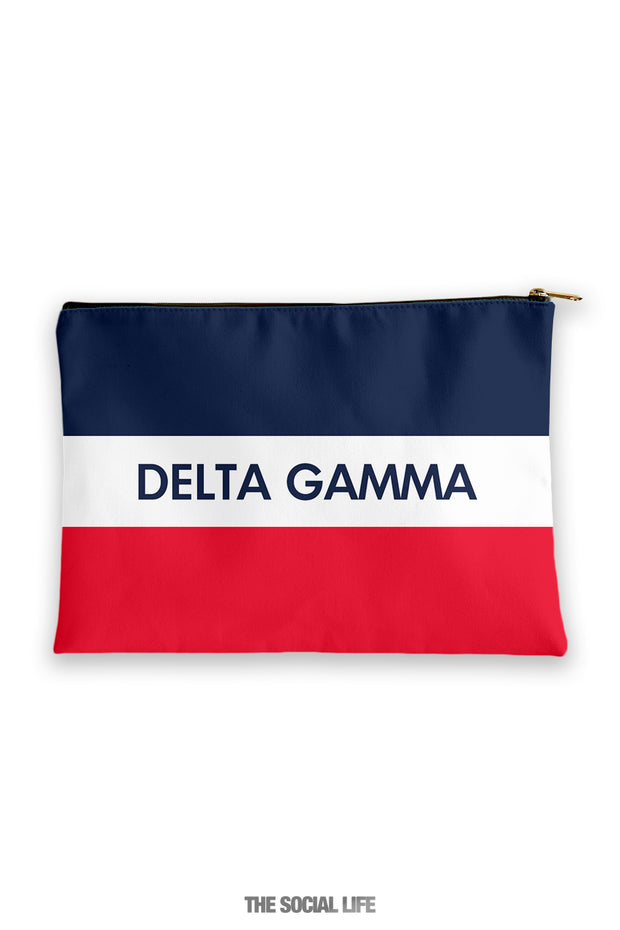 Delta Gamma Merci Cosmetic Bag