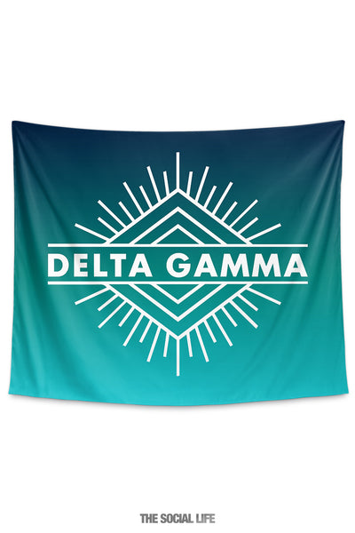 Delta Gamma Twilight Tapestry