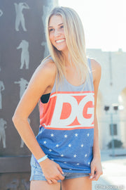 Delta Gamma Team USA Tank