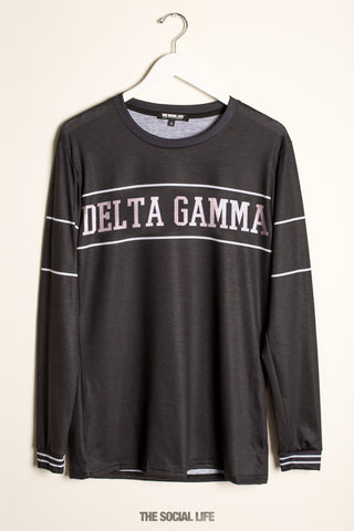 Delta Gamma University Long Sleeve