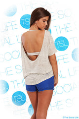 DG Backless Anchors Tee