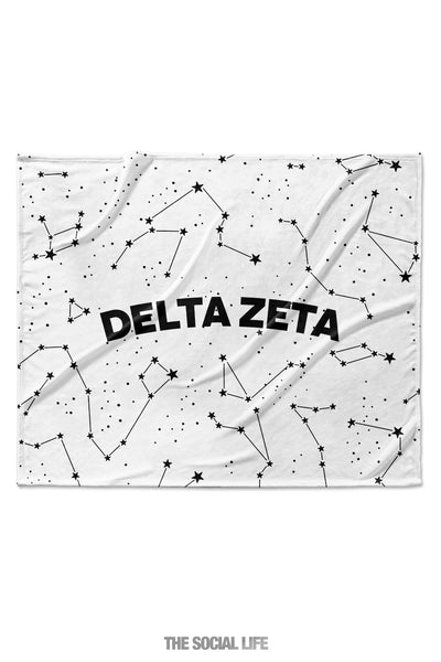 Delta Zeta Constellation Blanket