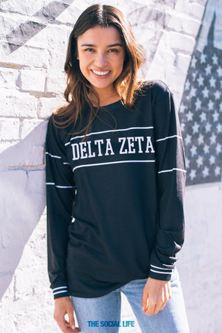Delta Zeta University Long Sleeve
