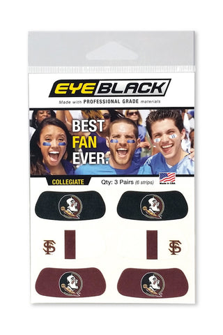 Florida State Classic Eye Black
