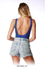 Game Day Bodysuit - Blue