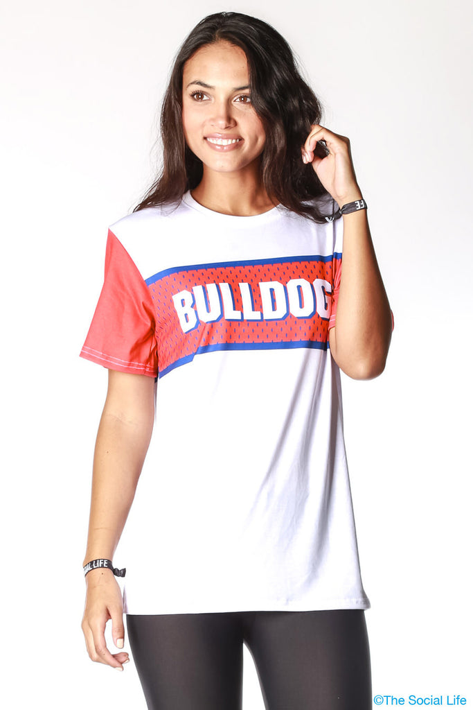 Fresno State Gameday Jersey Tee