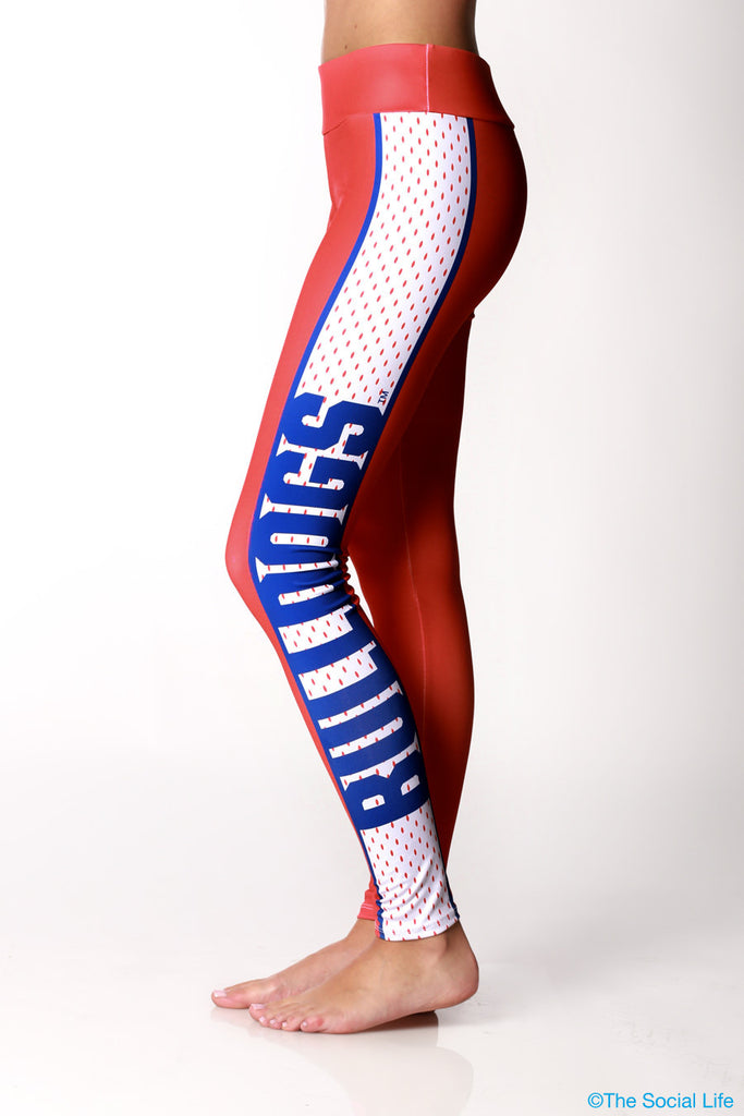 Fresno State Gameday Leggings