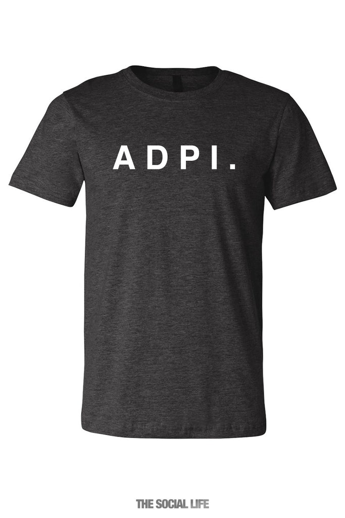 Iowa ADPi Everyday Tee