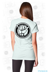Hawaii Alpha Gam Shaka Tee