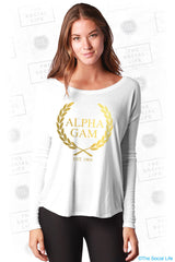 White Long Sleeve