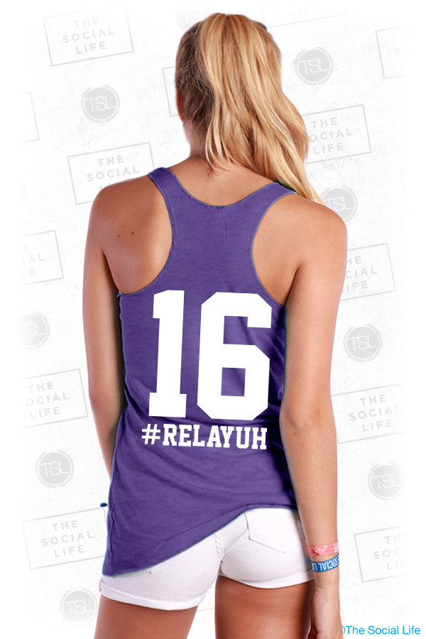 University of Hawaii Relay for Life Tank