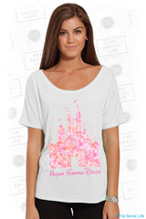 Alpha Gamma Delta Castle Top