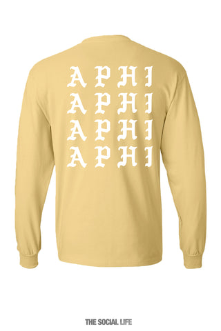 Alpha Phi Feel Like Long Sleeve