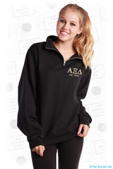 Alpha Xi Delta Quarter Zip