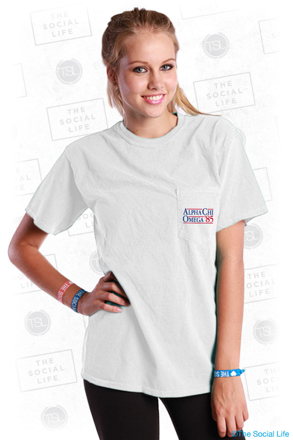 Alpha Chi Omega Election Shirt