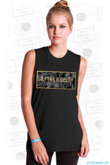 Alpha Xi Delta Tropical Muscle Tank