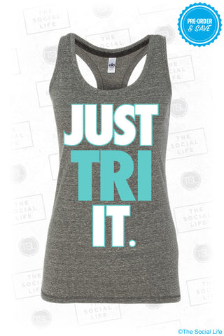Just Tri It Sporty Racerback