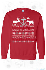 Delta Gamma Holiday Sweater