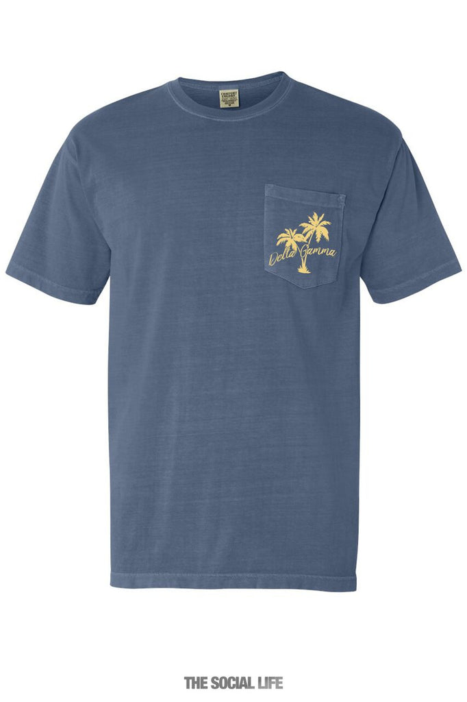 UCSB DG Palm Tees