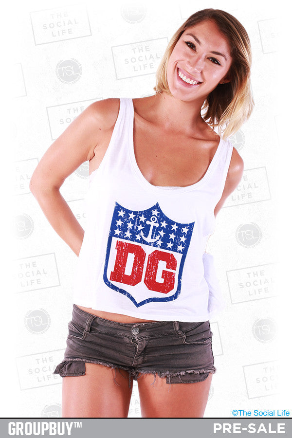 DG Gameday Tank