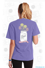 Delta Phi Epsilon Having A Ball Pocket Tee