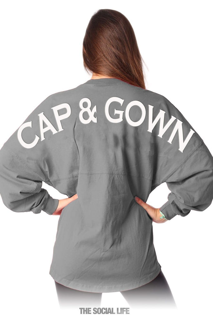 Cap And Gown Club Spirit Jersey The Social Life