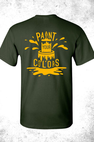 Paint Your Colors Tee