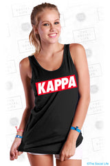Kappa Kappa Gamma Simple Box Tank