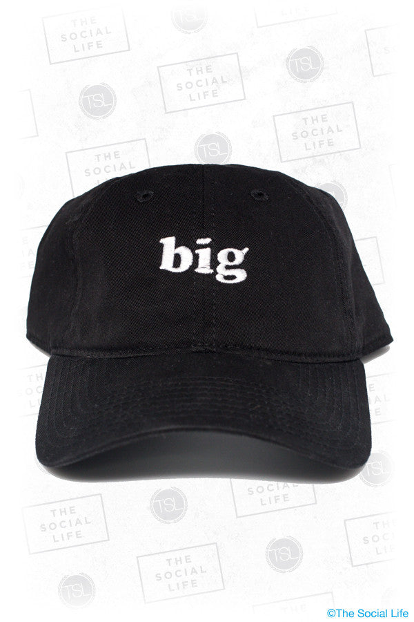 """Big"" Dad Hat"
