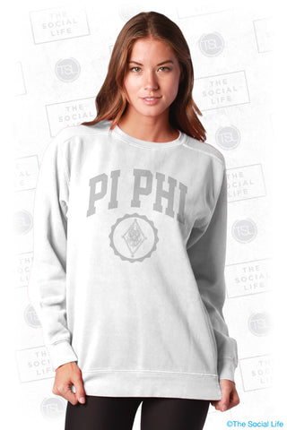Pi Beta Phi Resort Crewneck
