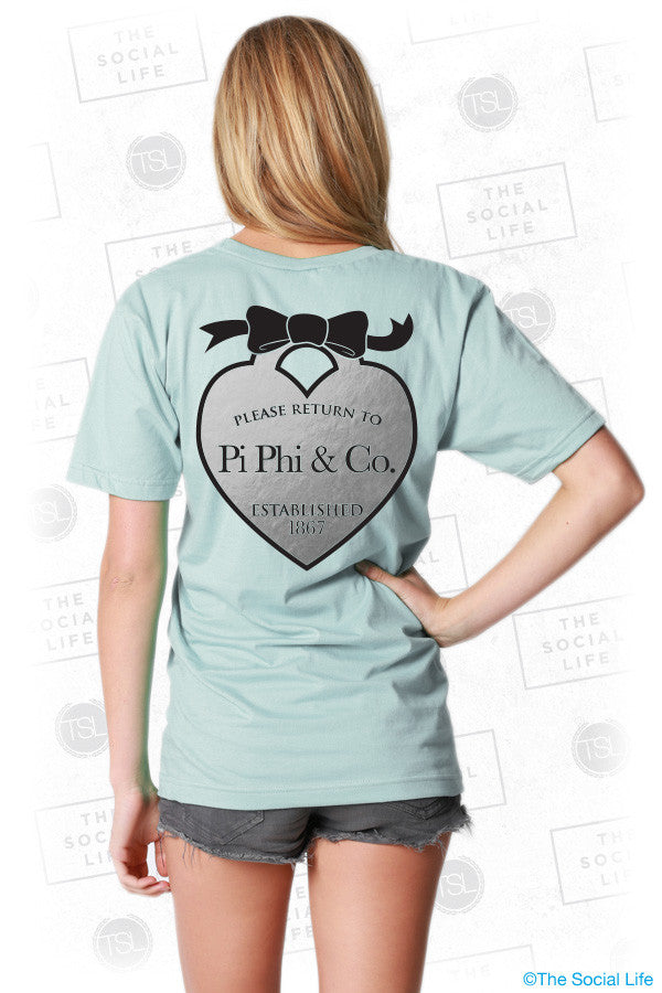 Pi Phi & Co V-Neck