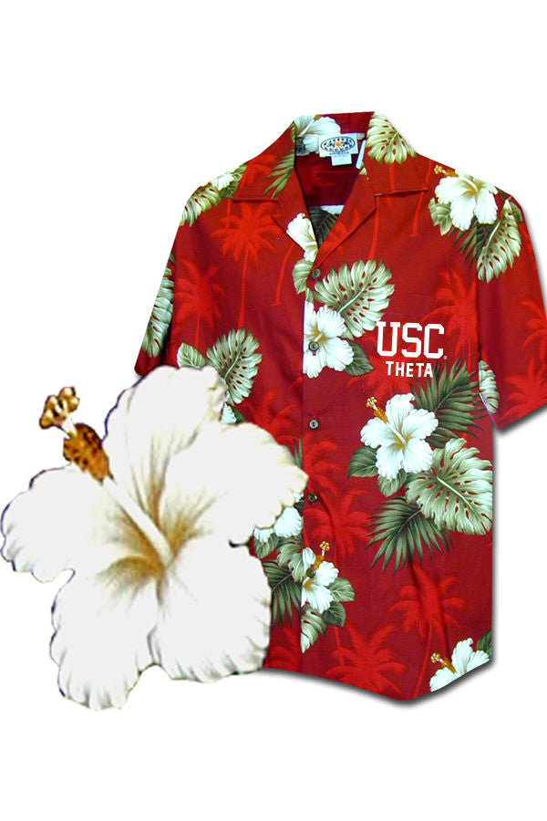 Theta Invite Hawaiian Shirt
