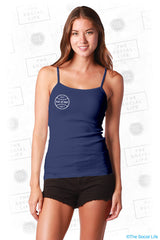 Kat at Bat - Spaghetti Strap Tank