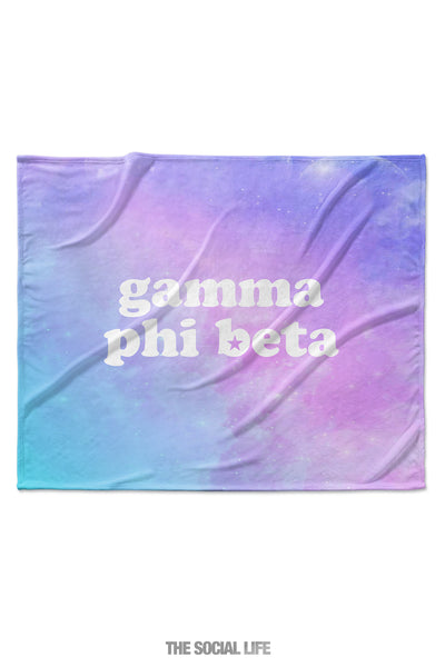 Gamma Phi Beta Cosmic Blanket