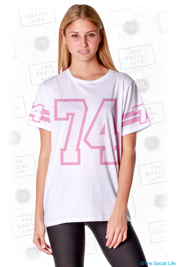 Gamma Phi Beta Established Jersey Tee