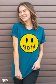 Gamma Phi Beta Happy Tee