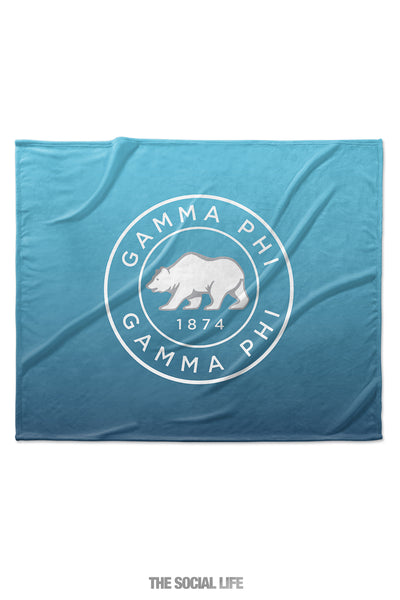 Gamma Phi Beta Polar Blanket