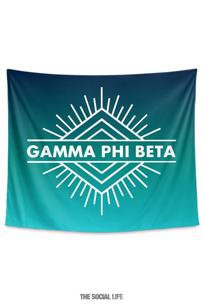 Gamma Phi Beta Twilight Tapestry