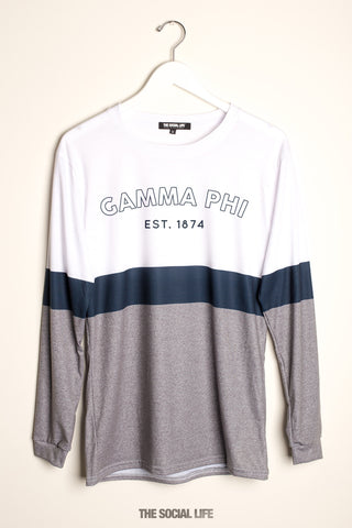 Gamma Phi Beta Elon Long Sleeve