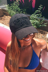 Gamma Phi Beta Puff Baseball Cap