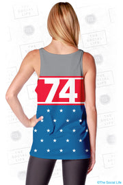 Gamma Phi Beta Team USA Tank