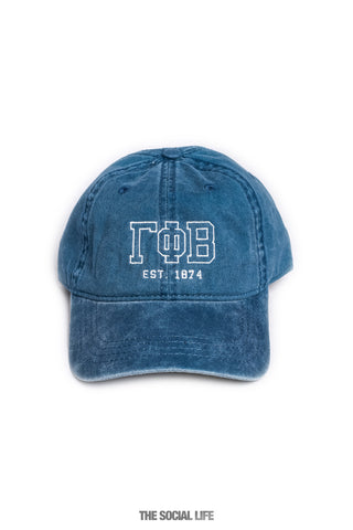 5d1a7ac21a9 Sorority Dad Hats! – The Social Life