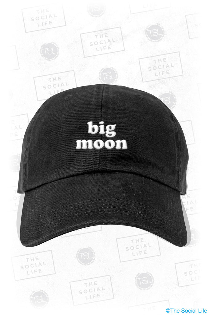 Big Moon Dad Hat