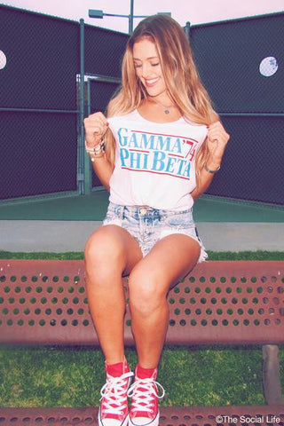 Gamma Phi Beta Election Tank