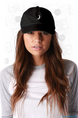 Gamma Phi Beta Crescent Dad Hat