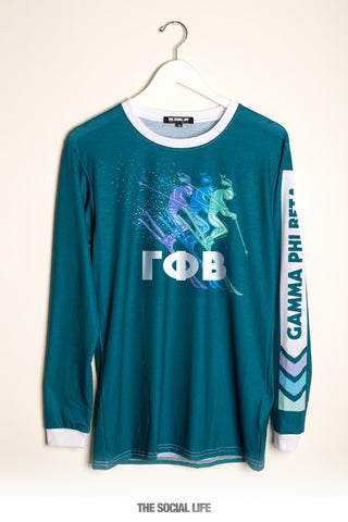 Gamma Phi Beta Ski Long Sleeve
