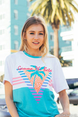 Gamma Phi Beta South Beach Tee