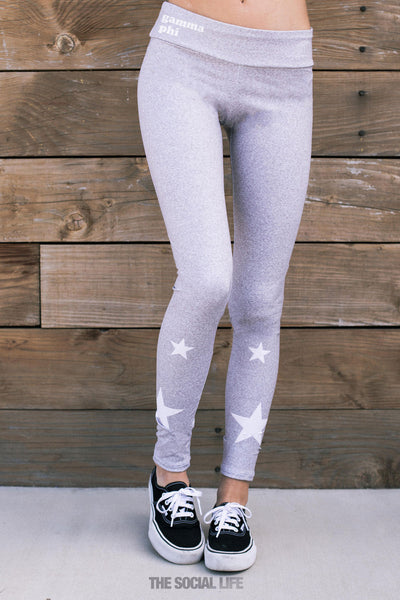 Gamma Phi Beta Starsky Leggings