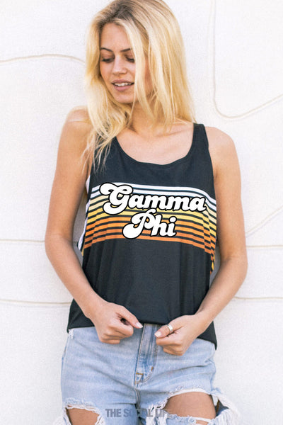 Gamma Phi Beta That 70s Tank